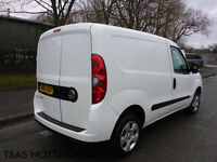 2014 *64* Vauxhall Combo Sportive 2000 1.3 CDTi 90 Damaged Salvage CAT D