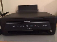 Epson EXPRESSION HOME XP-205 Inkjet Printer With 28 Inks