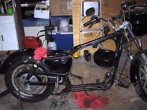 Looking for SPORTSTER. NOT RUNNING
