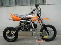 Pit bike 4 gears 125cc