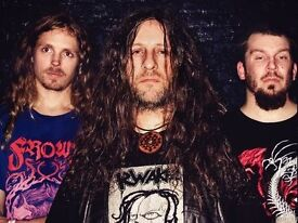 YOB PLUS SPECIAL GUESTS BLACK COBRA LIVE AT SCALA, LONDON