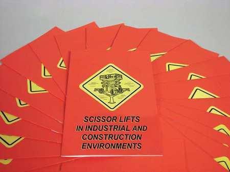 MARCOM B0001720EX Scissor Lifts,Scissor Lifts,English,PK15