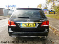 2014 64 Mercedes-Benz E CLASS E220 AMG Line CDI 177 Auto Plus Damaged Salvage