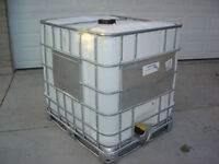 Large Plastic Food Grade Totes/Tanks & barrels (updated 05/07/14