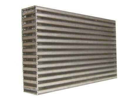 Intercooler Core - Garrett Gt 27.8x12.7x5.1,  P/n: 701596-6001