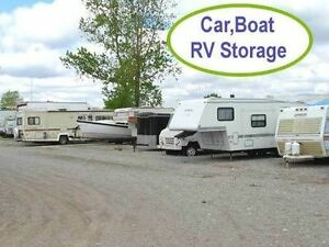 Outdoor Vehicle Storage pay 6 months get 7th FREE