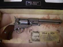 ned kelly replica pistol revolver gun Brisbane Region Preview