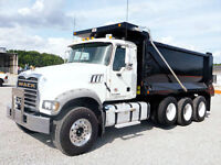 AZ / DZ Truck Drivers - Dump, Roll-off, Watertruck - constructio