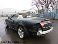 2015 Jaguar XK 5.0 V8 Auto Signature Convertible Grey Damaged Salvage CAT D