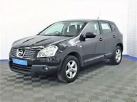 Nissan QASHQAI ACENTA 4WD-Finance Available to Those on Benefits and Poor Credit Histories-