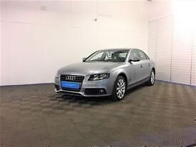 Audi A4 TFSI SE AUTO-Finance Available to Those on Benefits and Poor Credit Histories-