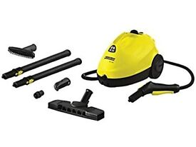 Karcher SC1.020 Steam Cleaner Hardly Used As New Includes Cleaning Blocks £130 RRP