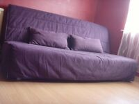 FREE Ikea Beddinge sofa bed MUST GO BY WEDNESDAY AFTERNOON!