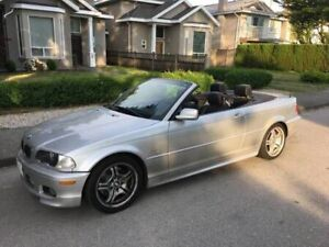 Looking for an e46 convertible
