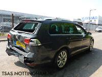 2014 Volkswagen Golf 2.0 GT Estate TDI 150 Grey Damaged Salvage CAT D