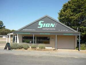 Digital Printing and Sign Business Charlton Buloke Area Preview