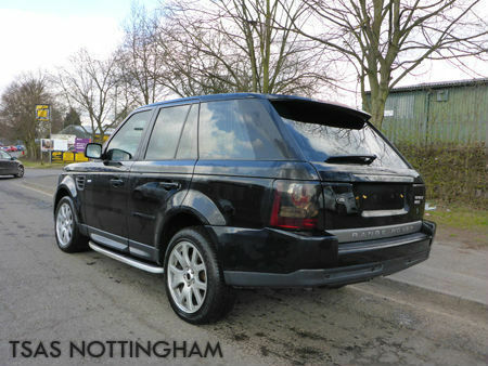 2006 land rover range rover sport hse 2 7 tdv6 auto. Black Bedroom Furniture Sets. Home Design Ideas