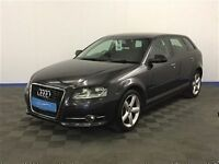 Audi A3 SE TECHNIK MPI S-A-Finance Available to People on Benefits and Poor Credit Histories-