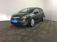 Vauxhall CORSA SRI-Finance Available to Those on Benefits and Poor Credit Histories-