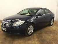 Vauxhall INSIGNIA EXCLUSIV 128CDTI-Finance Available to Those on Benefits and Poor Credit Histories-