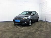 Ford FIESTA ZETEC S-Finance Available to Those on Benefits and Poor Credit Histories-