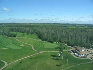 Golf course lot - build your cottage here!