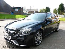 2013 *63* Mercedes-Benz E Class E63 AMG 5.5 557 Bhp MCT Stolen Recovered Salvage