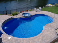 Pool closing Aug painting maintenance and chimney cleaning