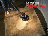 Carpet & upholstery Hot Steam Cleaning