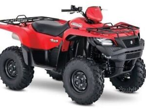 Suzuki Kingquad 750 Westbrook Toowoomba Surrounds Preview