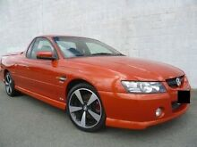 Hero Orange 6L V8 6 Speed Manual 2007 VZ 'THUNDER' Holden Ute Collie Collie Area Preview