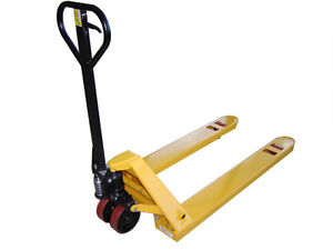 BRAND NEW 5500 LB PALLET TRUCKS _ IN STOCK!