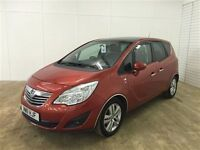 Vauxhall MERIVA SE-Finance Available to People on Benefits and Poor Credit Histories-