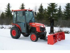 WANTED Kubota Snowblower B2650