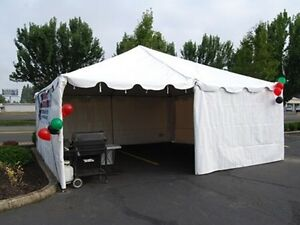 Party event tent.