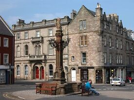 jedburgh 1 bed flat to let