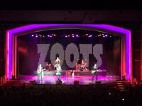SOUNDS OF THE SIXTIES WITH THE ZOOTS