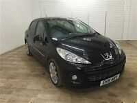 Peugeot 207 ALLURE HDI 92-Finance Available to People on Benefits and Poor Credit Histories-