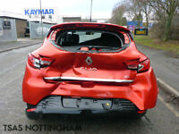 2016 Renault Clio 1.5 DCi 90 Bhp Energy Dynamique Nav Damaged Salvage