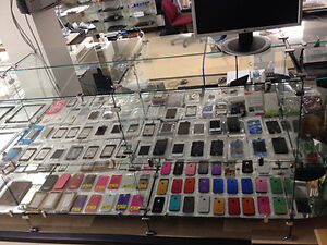 Service de Reparation iPhone , iPod Touch , iPad et Smartphone