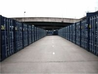 Self Storage Birmingham from £36 a week INCLUDING vat 24/7 Access