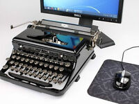 Data Entry/Typist Available for Contract Jobs