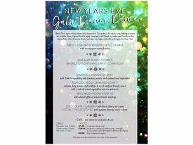 New Years Eve Gala Dinner Dance