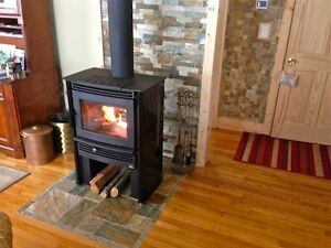 Pacific Energy Neo 1.6 Wood Stove - Safe Home Fireplace London Ontario image 1