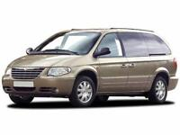 2006 CHRYSLER GRAND VOYAGER 2.8 CRD Limited XS 5dr Auto