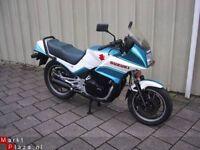 SUZUKI GSX550ES REG A446 MHJ WANTED