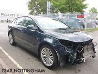 2015 Vauxhall Insignia Dsign 2.0 CDTi 163 Nav ecoFLEX Damaged Salvage