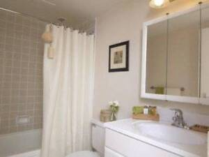 1 BDRM - 1000$/MONTH (UTILITIES INCLUDED) - POINTE CLAIRE SUBLET