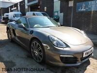 2015 Porsche Boxster Auto 24V 2.7 265 Bhp PDK 100% NOT RECORDED DAMAGED SALVAGE