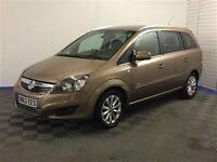Vauxhall ZAFIRA DESIGN NAV CDTI - Finance Available to People on Benefits and Poor Credit Histories-